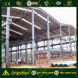 Полуфабрикат пакгауз стальной структуры большой пяди (LS-SS-553)