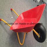 Carriola del carrello della mano del carrello di giardino del giocattolo dei capretti
