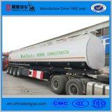Tanker van de Brandstof van Tongya van het Merk van China de Beste met de As die van de Vuist Semi Aanhangwagen opheffen