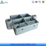 Alumínio de fundição em areia de alumínio personalizadas as peças do motor