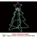ロープLight Motif 3D LED Tree Lights Christmas Holiday Decoration