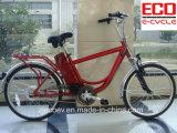 [ليثيوم بتّري] مقتصدة و [لوو بريس] درّاجة كهربائيّة لأنّ ذكر