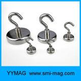 El imán del crisol del neodimio engancha los ganchos de leva del acero de /Magnetic