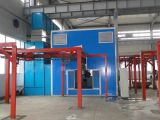 Custom Good Sale Good Price Paint Booth para Auto Peças