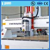 Tür, die preiswerten Garantie-Fräser des Preis-Ww1325A 2year herstellt, CNC maschinell zu bearbeiten