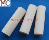 Alto tubo de cerámica del alúmina de la dureza y de la densidad