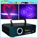 3D 1W Laser RGB luzes DJmostrar