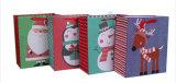 Cadeaux Sac de Noël sacs en papier cadeau papa et papillon