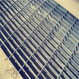 熱いすくいは堀カバーのための鋼鉄格子に電流を通した