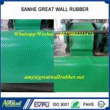 Установите противоскользящие зеленого цвета небольшие шпильки SBR/пол Non-Slip TPE резиновый коврик