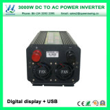 Invertitori modificati di potere dell'automobile dell'onda di seno 3000W (QW-M3000)