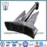 Casting Steel AC-14 High Holding Power Anchor com Certificado