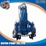 Het Uitbaggeren van het Grint van het Zand Pomp de met duikvermogen van de Dunne modder