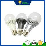 Nuevo bulbo de lámpara de aluminio de la alta calidad 5W LED del estilo