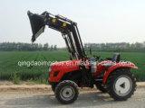 Trattore agricolo Sh264 con il caricatore della parte frontale 4in1