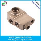 Hochleistungs- CNC-maschinell bearbeitende Aluminiumautomobil-/Motorrad-Ersatzteile
