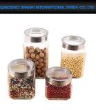 Кухня макаронные изделия из стекла для хранения ресивера и Spice кувшин блендера