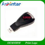 Unidad flash USB de memoria flash USB Pendrive U disco de plástico Thumbdrive