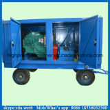 Rohr-Reinigungsmittel-industrielles Reinigungs-Hochdruckgerät des Elektromotor-110kw