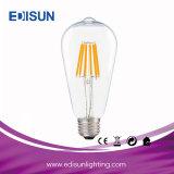 Energiesparendes Licht 4With6With8W E27 löschen,/goldene LED-Heizfaden-Birne