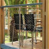 ステンレス鋼の装飾の金網かステンレス鋼ワイヤーロープの網か網