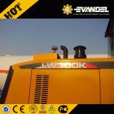 Das China-halten preiswerte 6 Tonnen-Rad-Ladevorrichtung Lw600k mit Gabeln fest