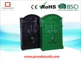 Алюминиевый почтовый ящик для напольного (GAL-25)