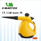 V-markt Handheld Steam Cleaner met Detergent Dispenser met Ce GS ETL RoHS Certificate
