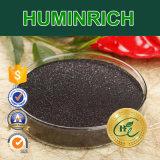 Huminrich estimular o crescimento da planta Humate potássio fertilizante solúvel em água