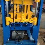 Hydraulischer konkreter Straßenbetoniermaschine-Höhlung-Block, der Maschinen-Preis in Nigeria bildet