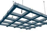 Azulejos decorativos suspendidos aluminio del techo para aparcamiento