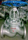 Robinet d'arrêt sphérique de vapeur d'acier de moulage J41h-25c (DN15~DN300)