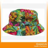 カスタム涼しい網100%年のポリエステル日曜日バイザーのバケツの帽子