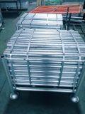 Оцинкованный Q235 сооружением круглый стальной трубы
