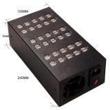 60 포트 350W USB iPhone Samsung iPad 정제를 위한 비용을 부과 여행 충전기