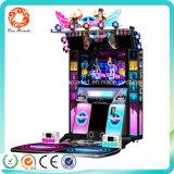 Hohes Einkommens-Luxuxunterhaltungs-Simulator-Säulengang-Tanzmusik-Spiel-Maschine