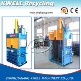 Machine hydraulique verticale de presse à emballer de carton, presse de bouteille d'animal familier
