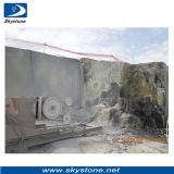 Le fil de carrière de granit et de marbre de haute énergie a vu en vente