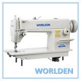 WD-6150 de alta velocidad de la máquina de coser del punto de cadeneta