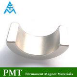 Магнит NdFeB дуги N42uh с материалом Praseodymium неодимия магнитным