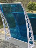 Plastic Materiaal 100cm*150cm verbindt de Onbeperkte Luifel van de Dekking van de Regen