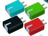 5.0V--2.1A/2.4A mobiele Lader met USB
