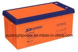 Batteria solare 12V200ah di vendita superiore di alta qualità