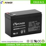 Cspower 12V 6.5ah UPS 의 전자 장난감을%s 깊은 주기 AGM 건전지