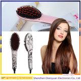 A escova a mais popular do Straightener do cabelo 2016