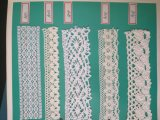 Machine de tissage de lacet de jacquard de fils de coton Conputer