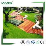 Gramado artificial da grama da paisagem com baixo preço