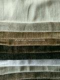 Leinen gesponnenes dekoratives Gewebe 100%Polyester für Sofa (HD5132001)