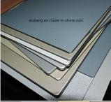 El panel compuesto de aluminio