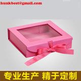オンラインショッピングデザイン方法ロゴのボール紙のカスタム出荷の販売の着る紙箱